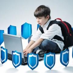 Otroci in splet: težava nezaželenih vsebin